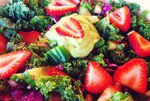 Vegetable salads / Summer salads