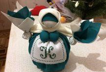 Мое / Мои рукоделки - куклы обереги, вышивка, и прочее, прочее)