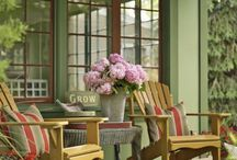 porches.. / by Cheryl Ovenshire