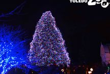 Lights Before Christmas / The Lights Before Christmas, presented by KeyBank, are a regional holiday tradition.