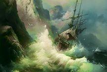 deniz tablo