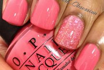 Manis & pedis / by Sherlene Harvey