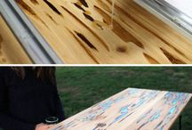 Cool Wood Projects / Crazy cool and unusual wood projects.
