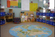 Stay Organized: Classroom / Ideas for teachers to stay organized in the classroom and in their daily work. / by Kelly Xavier