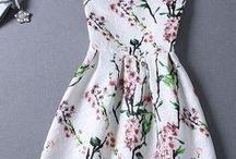 vestido para usar de dia