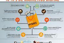 Infografías / Infografías sobre redes sociales, diseño web, desarrollo web, blogs, internet