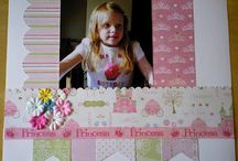 Scrapbook Ideas / I love getting creative and one of my favorite ways to have fun is with scrapbooking.