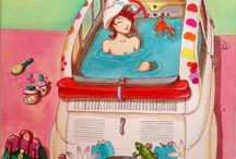 Mammaocchiacuore / Mammaocchiacuore nasce da mamme che si reinventato, che amano disegnare inventare fiabe, liberare idee creative. www.mammaocchiacuore.it