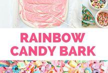 rainbows & unicorn party