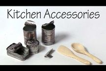 Dolls House DIY Cookery Stuff