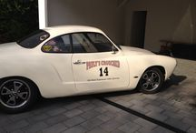 Karmann Ghia Typ 14 Germany / Volkswagen Karmann Ghia