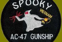 Vietnam War Patches