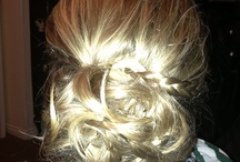 Hair Inspiration / by Keisha Cox