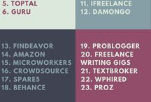 Freelance Writing / Tips and tricks to help you make freelance writing your business.