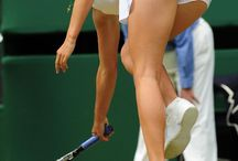 SPORTS PERSONALITIES. / Female Athletes and related Activities.