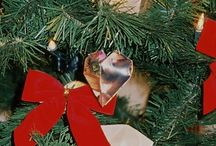 Origami & Christmas  / Christmas Crafting and Origami Christmas Inspired Decorations and Displays