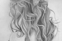 Arts découverte: Cheveux