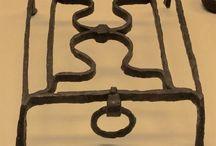 dochované kované predmety
