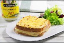 Pan con queso deolde
