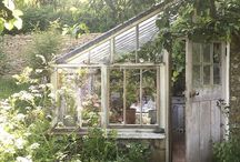 Växthus/lusthus