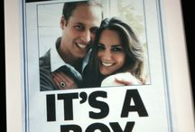ROYALS / A new life begins. Blessings!
