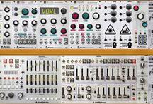 Eurorack Synthetizers / synth modulari da dipendenza