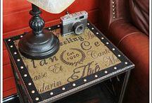 Furniture Makeovers / by Linda Dorn