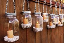 DIY - Glasburkar / Jars
