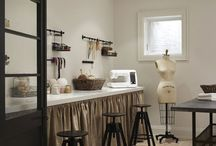 Dream Home - Sewing Room
