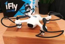 Evolio iFly One HD Review – Drona sport accesibila cu rotatii la 360° si filmare HD