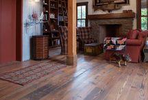 Madera de estilo rústico / Fotos que siguen las características del estilo rústico con muebles, suelos y todo tipo de acabados en madera de estilo rústico.