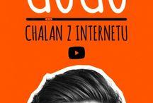 Bestseller GOGO - Chalan z internetu u nás na sklade teraz len za 9,69 €. Ušetríte: 25 %. /    Bestseller GOGO - Chalan z internetu u nás na sklade teraz len za 9,69 €. Ušetríte: 25 %. www.market24.sk/biografie-zivotopisy-osudy-yoli-young-adult-new-adult/gogo-chalan-z-internetu-kolektiv/ BAM, čaute, tu je GoGo! Tento pozdrav sa ozýva z desiatok videí na internete, ktoré si získali neuveriteľné množstvo fanúšikov. Ich autorom je GoGo, vlastným menom Daniel Štrauch.