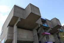 London's Brutalist Architecture / Bold and monumental in the capital.