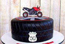 Motorradkuchen