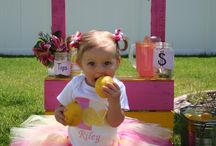 Pink Lemonade Party / Pink Lemonade Birthday Party or Baby Shower