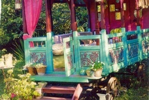 Inspiration Boho Style Free Spirit / Boho Bohème Hippie chic Bijoux / sacs  Inspiration 70's , voyages