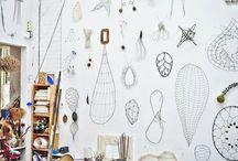 Werkplek / atelier