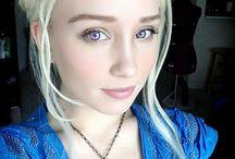 Khaleesi Photoshoot