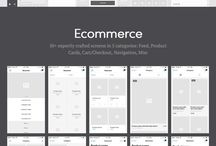 Wireframe and App Design