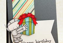 CARDMAKING - Birthday Cards / by Ruth P