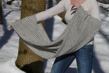 Intriguing knittting