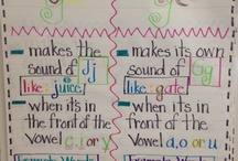 Anchor Charts / by Shaina Kristy