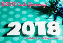 2018 Giveaways on Deliciously Savvy