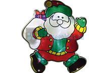 Karácsony / Karácsonyi dekorációk, fények.