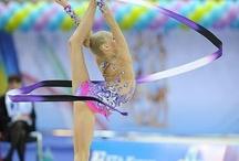 新体操Rhythmic gymnastics