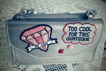 Çantalarım