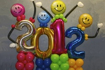 Balloon Centerpieces / by Cool Balloon Twisting Stephen Jones