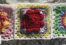 Crochet Squares to Make! / Crochet Squares for blankets and more!