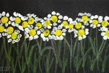 thema bloemen en planten