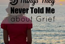 grief / by Kimberly Tracy